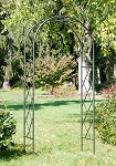 Arbor Wrought Iron Lattice I
