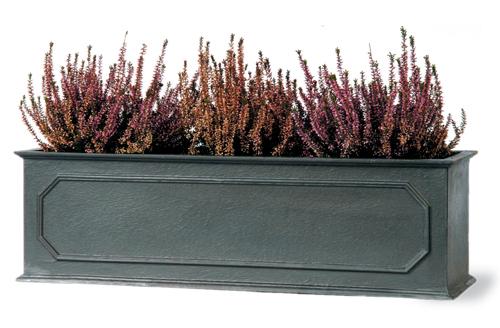 Planter Fiberglass Resin Stuart Trough