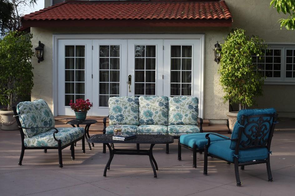 santa barbara outdoor furniture outdoor designs