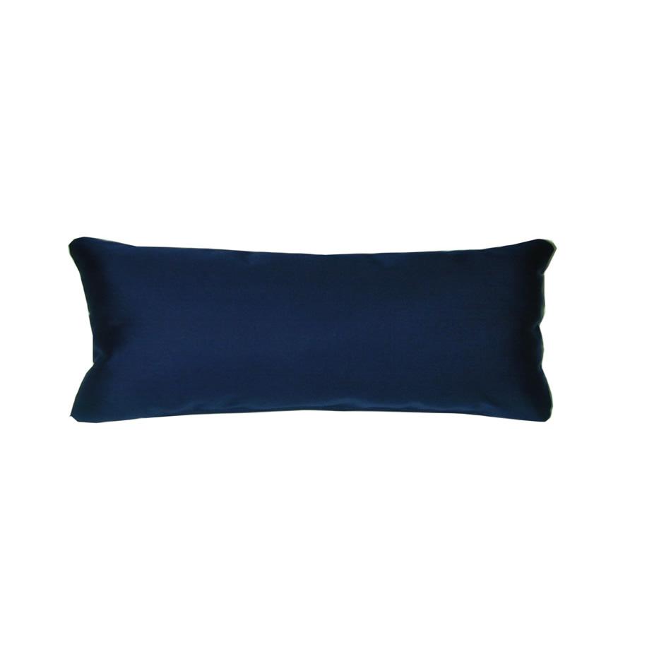 Lumbar Pillow Indoor Outdoor 26 Quot X11 Quot Sunbrella Solid Color