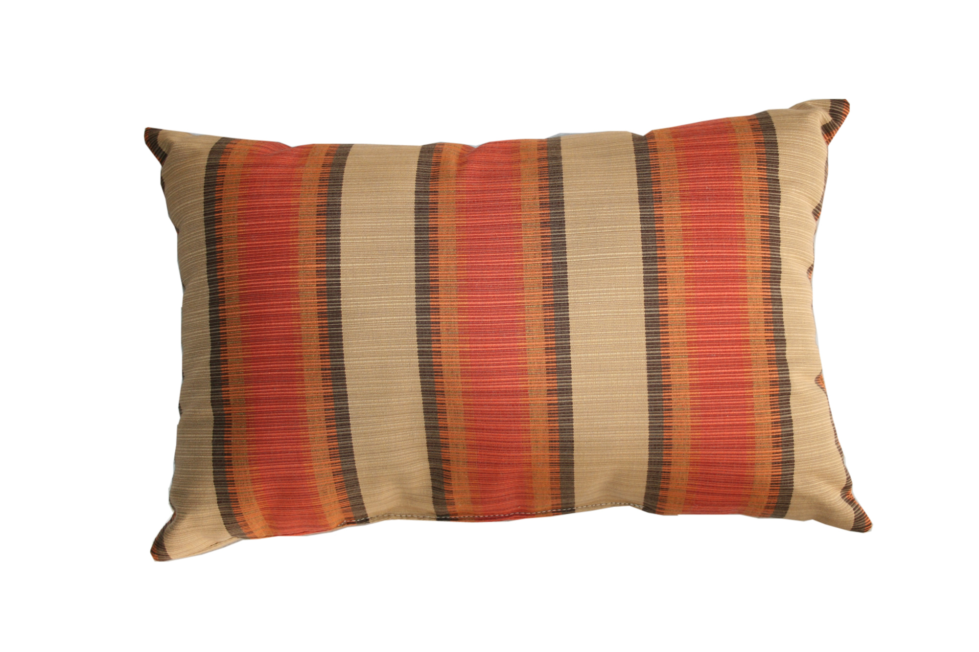 Lumbar Pillow Indoor Outdoor 18 Quot X12 Quot Sunbrella Stripe