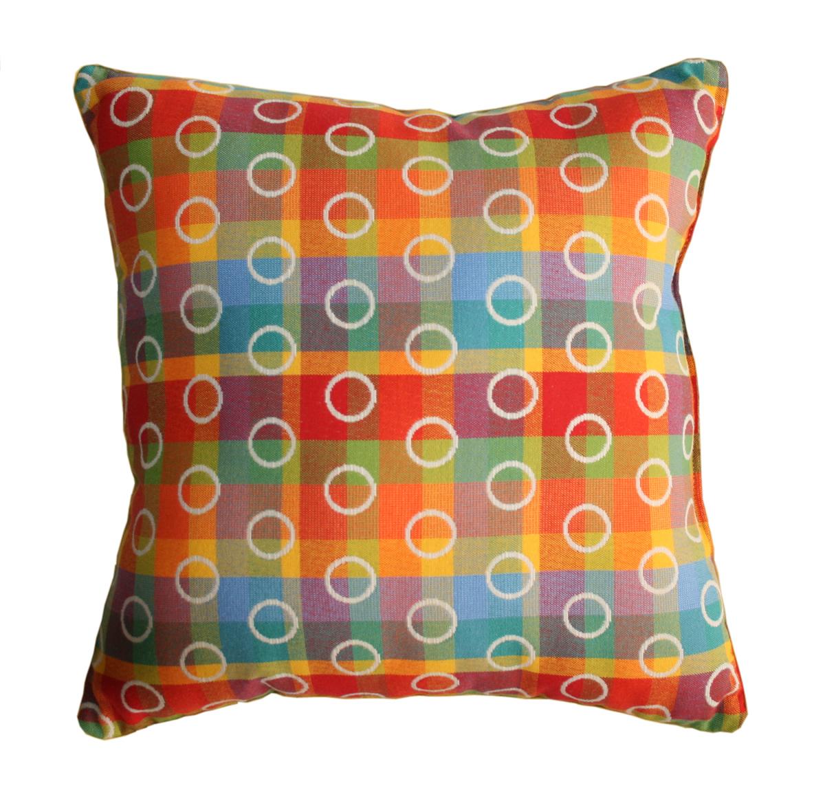 Throw Pillow Indoor/Outdoor 17