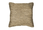 Throw Pillow in Sunbrella Kamal Chestnut 30503