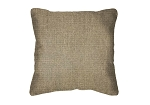 Throw Pillow in Sunbrella Sailcloth Shadow 32000-0025