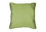 Throw Pillow in Sunbrella Canvas Ginkgo 54011