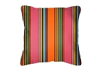 Throw Pillow in Sunbrella Icon Pop 58010