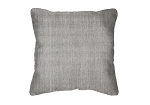 Throw Pillow in Sunbrella Volt Silver 58020