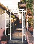 Arbor Steel Nantucket Matte White