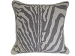 Needlepoint Pillow – Zebra (20