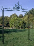 Arbor Wrought Iron Chippendale