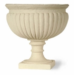 Fiberlass Resin Urn Planter