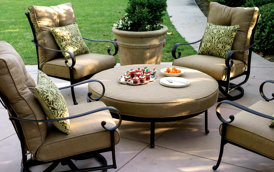 Patio Furniture Deep Seating Club Chair