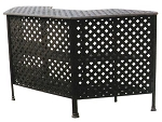 Patio Furniture Party Bar Cast Aluminum Series 30