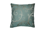 Sunbrella Throw pillow in Cabaret Bluehaze 45099-0003