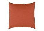 Sunbrella Throw pillow in Spectrum Grenadine 48027
