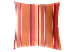 Sunbrella Throw pillow in Dolce Mango 56000