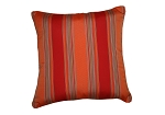 Sunbrella Throw pillow in Bravada Salsa 5601