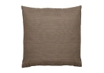 Sunbrella Throw pillow in Dupione Stone 8060