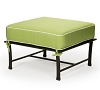 Replacement Cushion Deep Seating Ottoman Sunbrella Standard Solids Fabrics