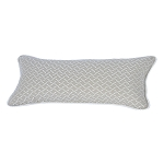 Sunbrella Lumbar Pillow with Cording