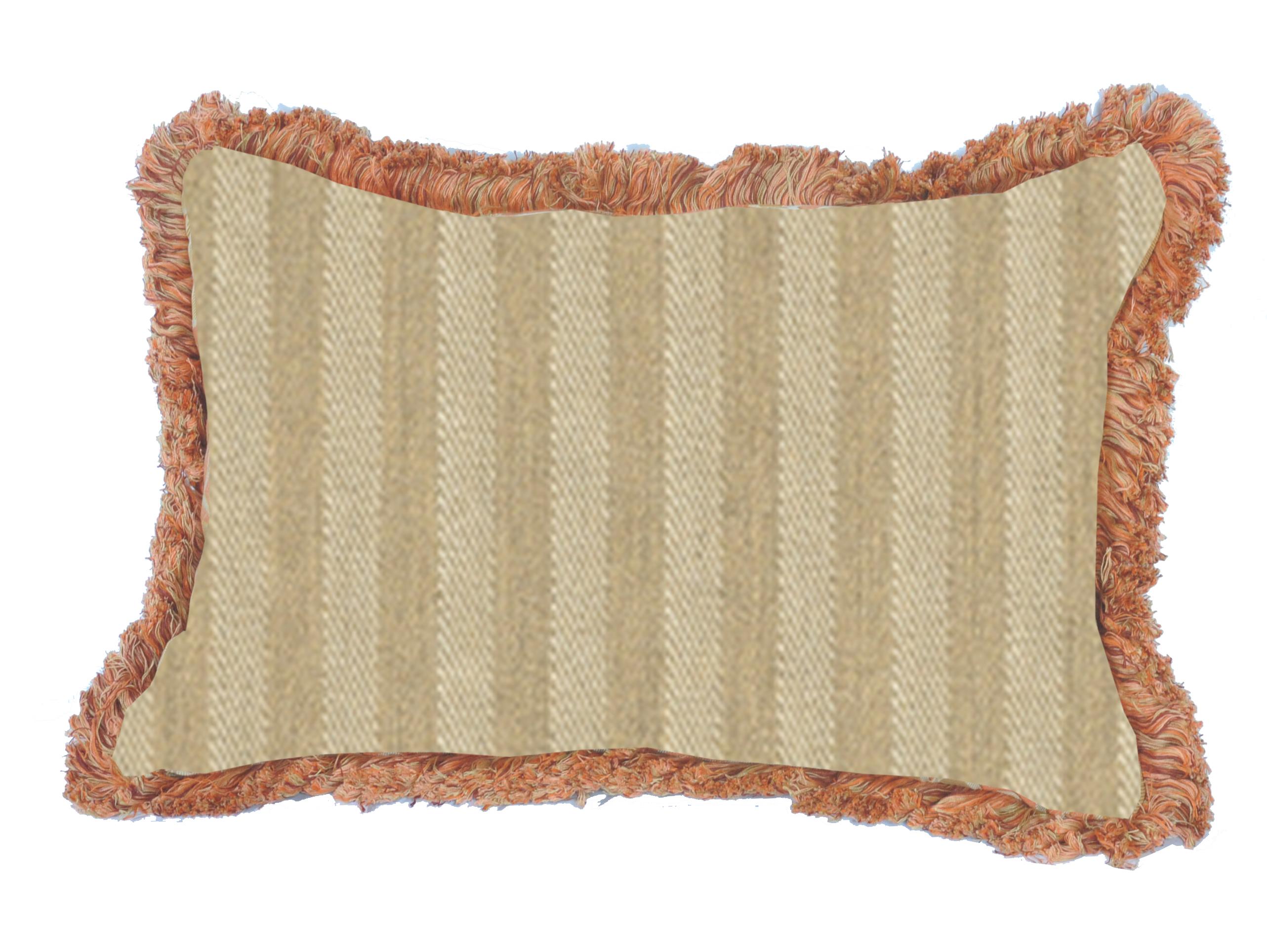 Lumbar Pillow Indoor Outdoor 18 Quot X12 Quot Sunbrella Stripe With