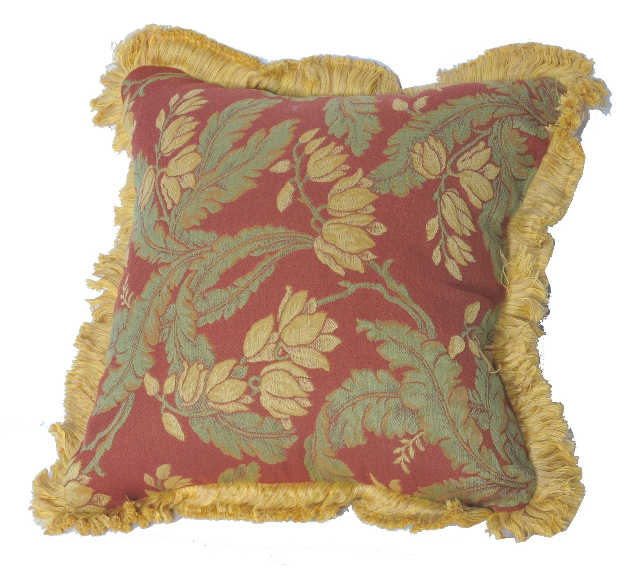 Throw Pillow Indoor Outdoor 17 Square Sunbrella Standard Solid