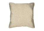 Sunbrella Throw pillow in Heritage Papyrus 18006