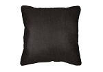 Sunbrella Throw pillow in Heritage Char 18009