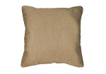 Sunbrella Throw pillow in Sailcloth Suntan 32000-0007