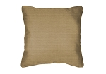 Throw Pillow in Sunbrella Sailcloth Sisal 32000-0024