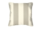 Throw Pillow in Sunbrella Solana Seagull 32008