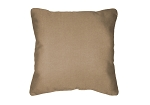 Throw Pillow in Sunbrella Flagship Cocoa 40014-0004