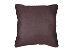 Throw Pillow in Sunbrella Flagship Plum 40014-0037