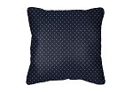 Throw Pillow in Sunbrella Bubble Nautical 40107-0011