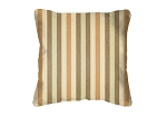 Sunbrella Throw pillow in Bangle Adobe 40247-0004