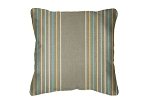 Throw Pillow in Sunbrella Viento Mercury 40332-0005