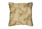 Throw Pillow in Sunbrella Bangladesh Dune 45353-0004