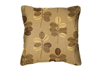 Sunbrella Throw pillow in Lanai Teak 45412-0004