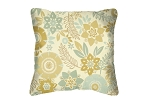 Sunbrella Throw pillow in Aries Spring 45629