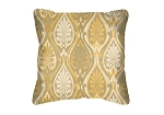 Throw Pillow in Sunbrella Aura Honey 45707-0002