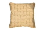 Throw Pillow in Sunbrella Bellamy Tangello 45913-0003