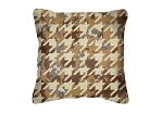 Sunbrella Throw pillow in Mod Mink 45921-0004