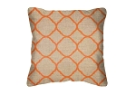 Throw Pillow in Sunbrella Accord Koi 45922-0001