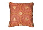Throw Pillow in Sunbrella Zara Sunset 47072-0005