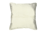 Throw Pillow in Sunbrella Canvas Natural 5404
