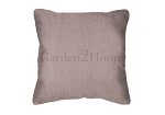 Throw Pillow in Sunbrella Canvas Dusk 5491