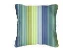 Sunbrella Throw pillow in Seville Seaside 5608