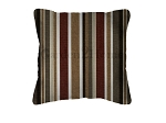 Sunbrella Throw pillow in Brannon Redwood 5612