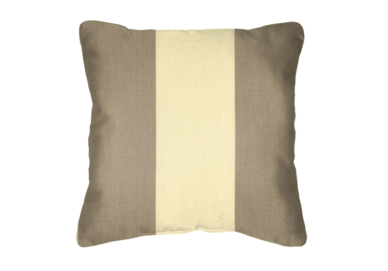 Throw Pillow in Sunbrella Regency Sand 5695