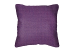 Throw Pillow in Sunbrella Volt Berry 58012